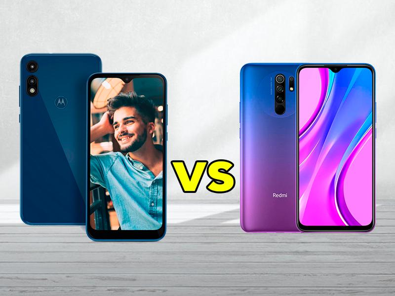 Motorola Moto E 2020 vs Redmi 9, ¿qué móvil barato merece más la pena?
