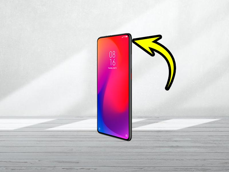 Este móvil Xiaomi tiene el mecanismo para ocultar la cámara más extraño hasta el momento