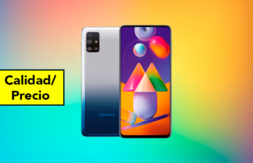 El Samsung Galaxy M31s es oficial: mejor que los Galaxy A de 2020