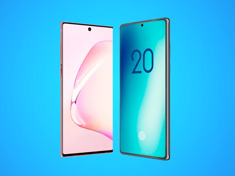 Sorpresas en el Samsung Galaxy Note 20: pantalla más grande y plana