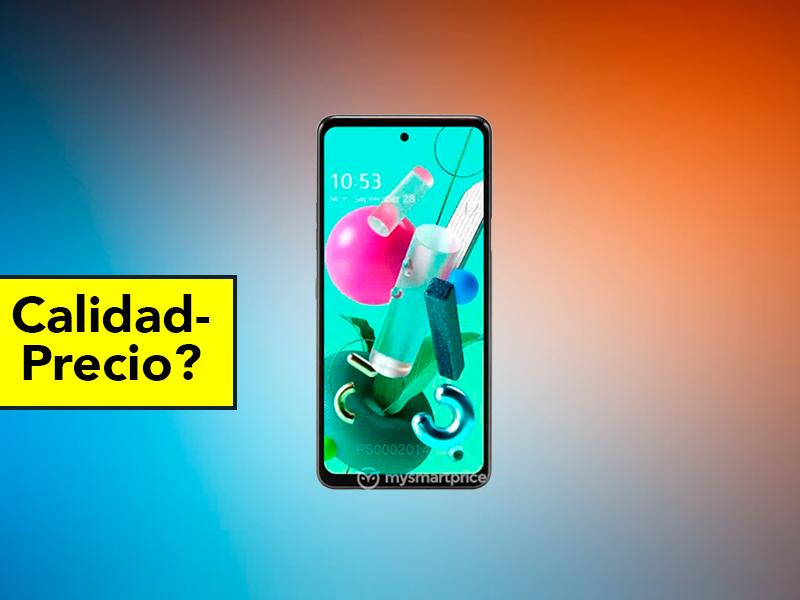 Este móvil LG podría ser el primer gama media interesante de la compañía