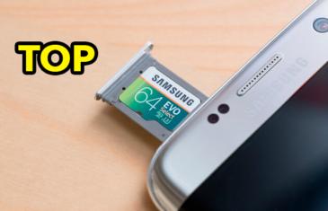 Las mejores tarjetas microSD para aumentar el espacio en tu móvil