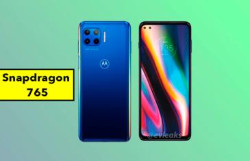 Motorola Moto G 5G: Snapdragon 765 y pantalla a 90 Hz para el gama media más espectacular de Motorola