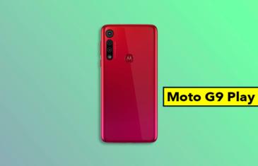 El Motorola Moto G9 Play al descubierto: primeras características filtradas