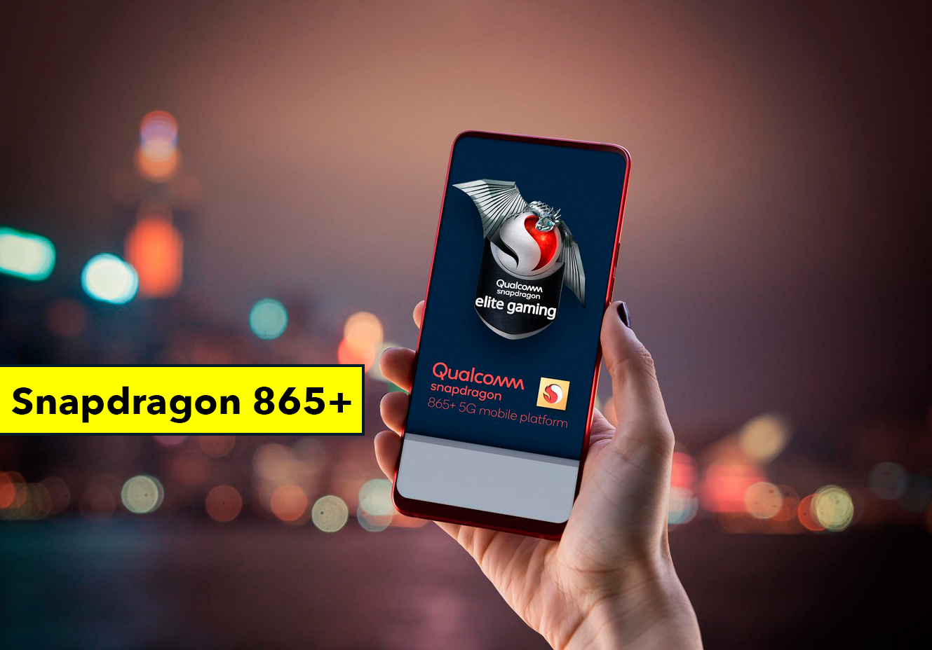 El Qualcomm Snapdragon 865 Plus es oficial y no es demasiado recomendable