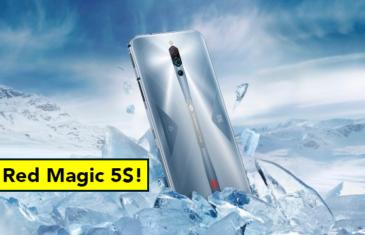 El Red Magic 5S es oficial, ¿es el mismo móvil que el Red Magic 5G? ¿merece la pena el cambio?