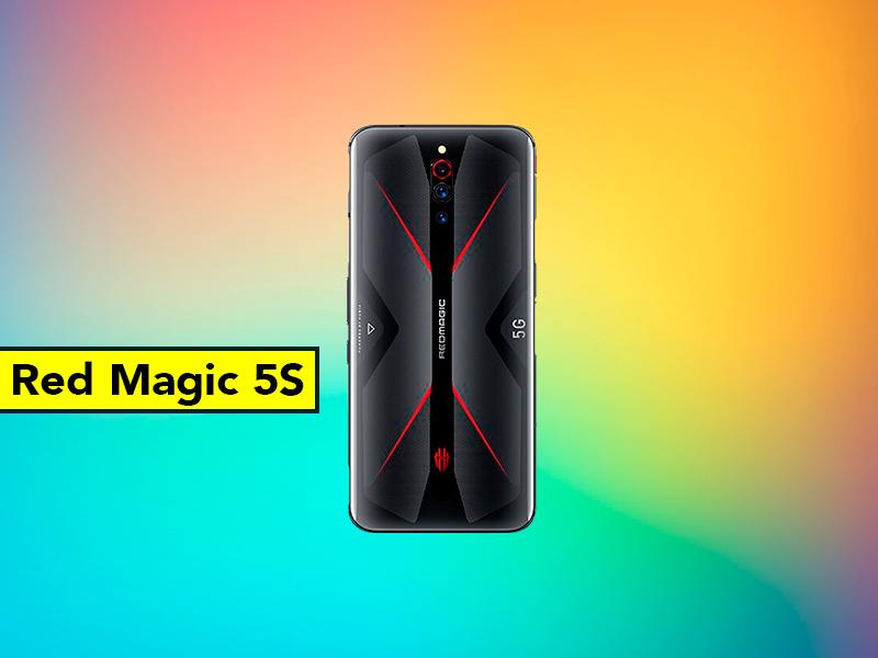 El sucesor del Red Magic 5G llegará en pocos días: así es el Red Magic 5S