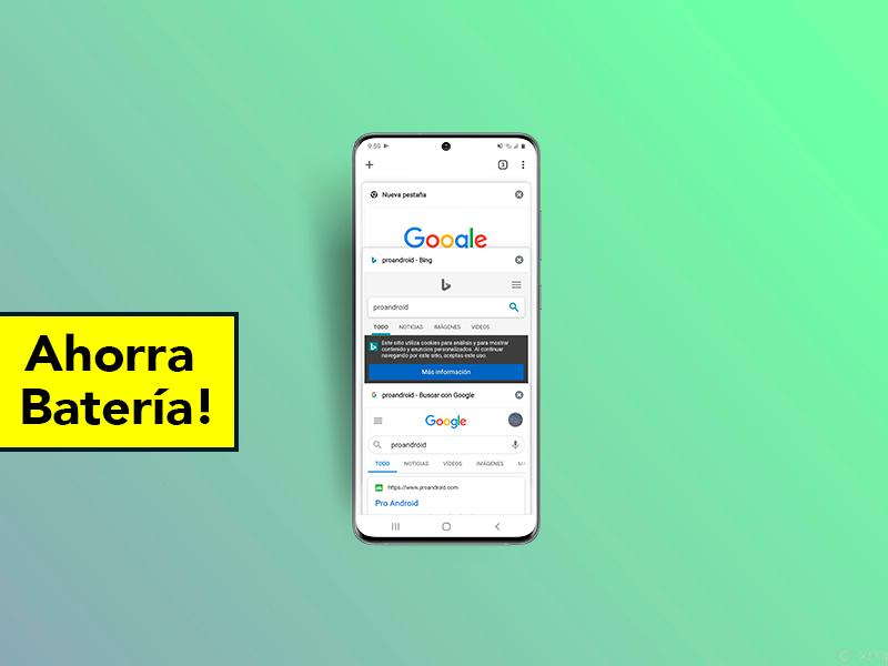 Esta función de Google Chrome ahorrará muchos datos y batería en tu móvil