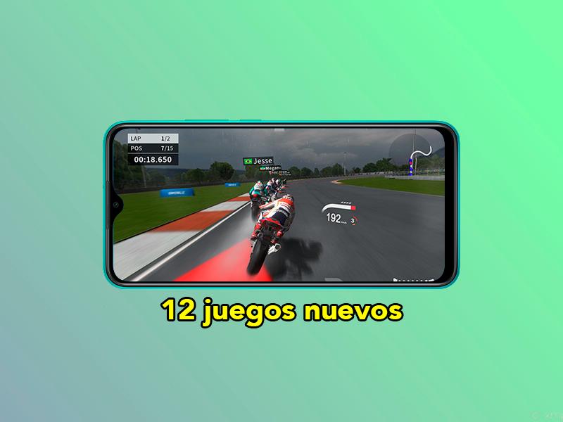 12 juegos nuevos para Android que puedes descargar gratis: acaban de llegar a Google Play