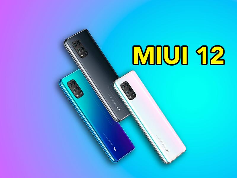 MIUI 12 para más móviles Xiaomi: Redmi Note 8, Redmi Note 5, Redmi 7…