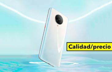 Este es el móvil Xiaomi que vas a querer: 120 Hz, procesador muy potente, todo pantalla y precio económico