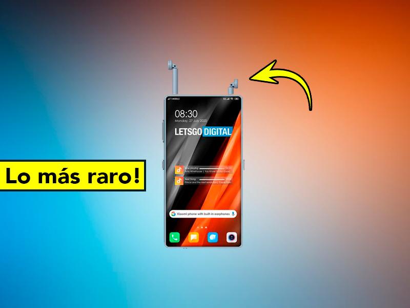 El móvil Xiaomi más increíble que verás: incluye auriculares inalámbricos dentro