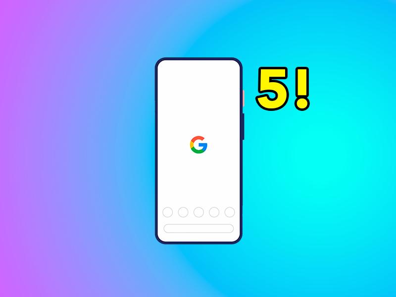 5 cosas que llegarán a Android en un futuro: Google ya trabaja en ellas