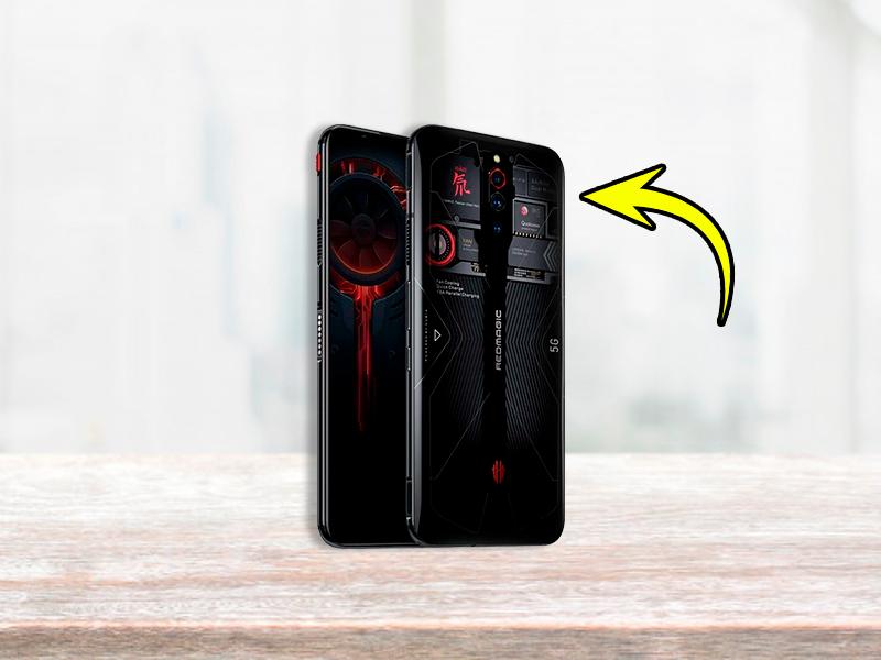 Primeros detalles del Red Magic 5S, el sucesor del Red Magic 5G que llegará con mejoras