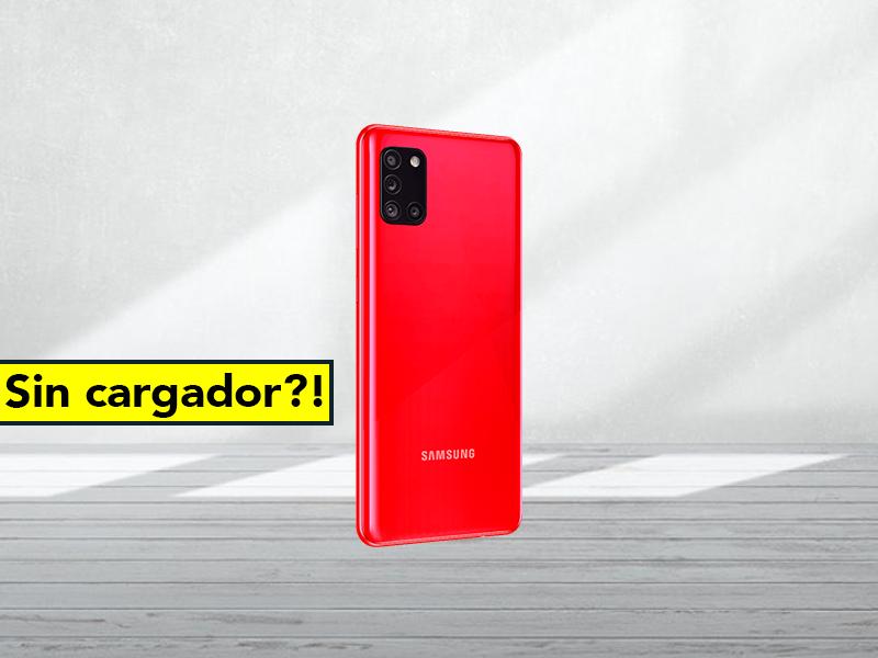 Samsung también está pensando en vender sus móviles sin cargador