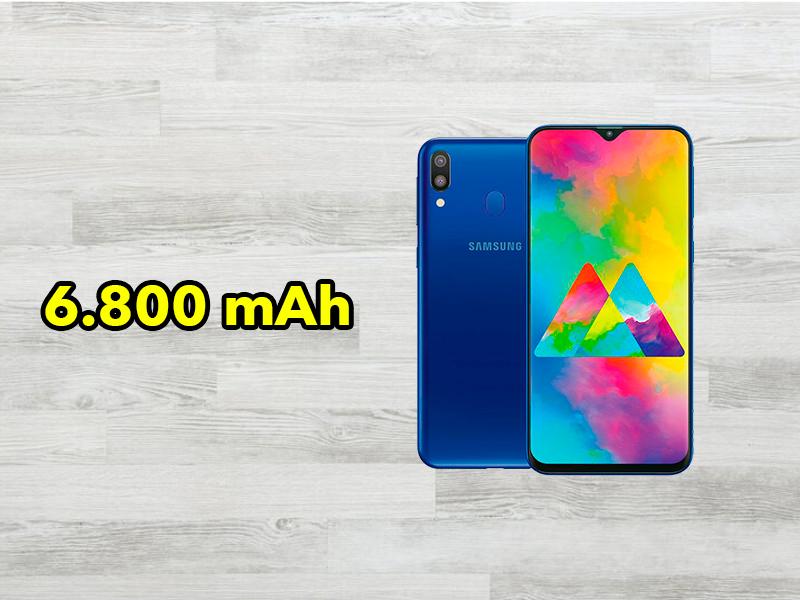 Este móvil Samsung tendrá batería para 3 días, así es el Galaxy M41 con 6.800 mAh