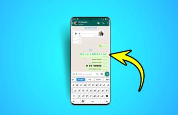 El mejor truco de WhatsApp para cambiar la forma de escribir en la aplicación