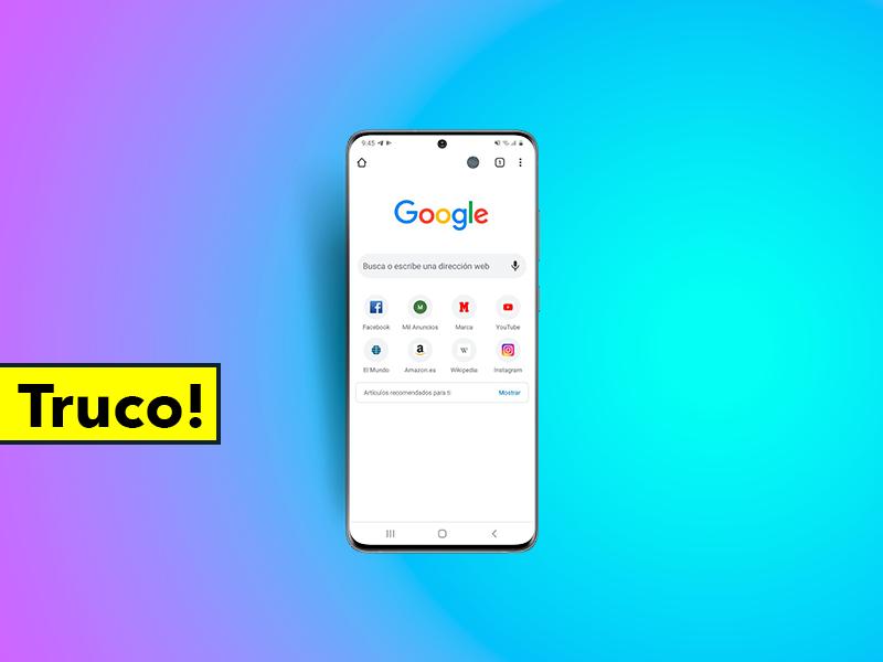 El mejor truco para Google Chrome: conviértelo en un navegador mucho más rápido