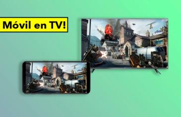 Cómo ver la pantalla del móvil en la televisión: las formas más fáciles y baratas