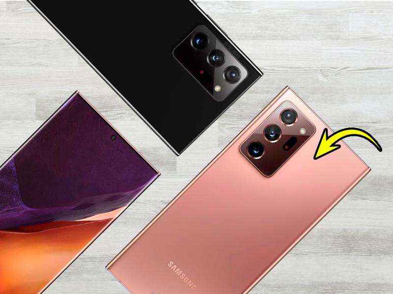 No sabías esto del Samsung Galaxy Note 20 Ultra, ¿por qué Samsung lo esconde?