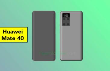 Esta curiosa novedad podría llegar al Huawei Mate 40 para hacerlo más especial
