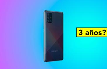 Los Samsung Galaxy A actualizarán durante más tiempo, ¿el tuyo está en la lista?