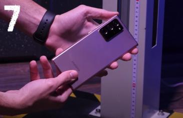 Esta es la pantalla que quieres para tu próximo smartphone: no se rompe con las caídas