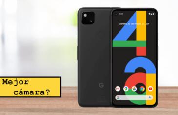 El Google Pixel 4a es oficial: ¿la mejor cámara de toda la gama media?
