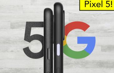 Google confirma la existencia del Google Pixel 4a 5G y del Google Pixel 5
