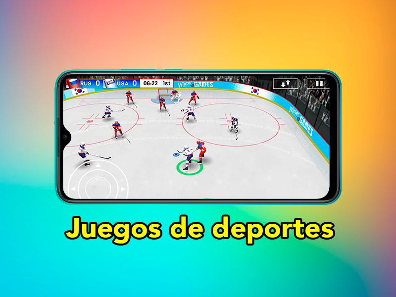 Los 6 mejores juegos de deportes para móviles Android: todos son gratis