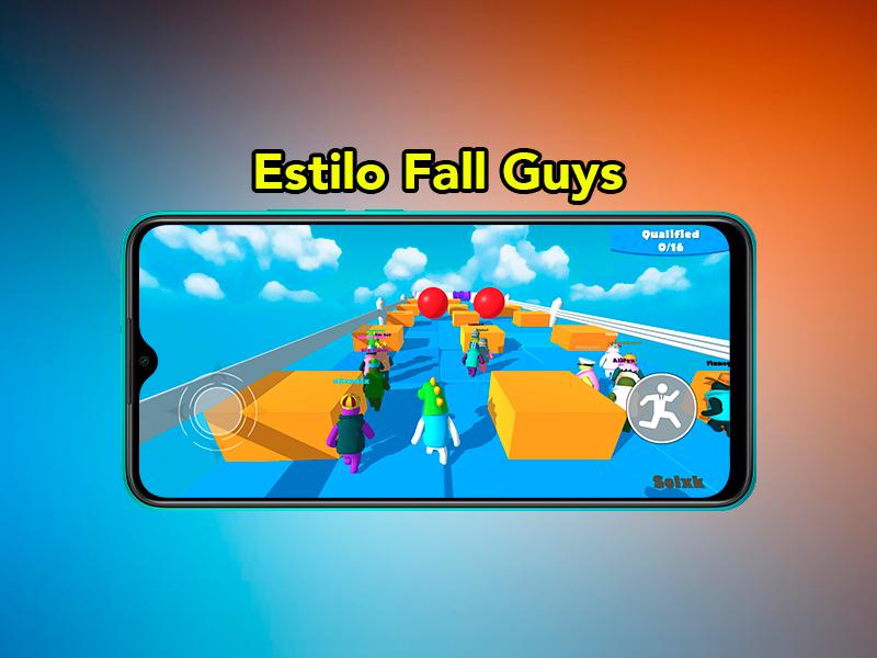 3 juegos estilo Fall Guys que puedes jugar ya en tu móvil Android