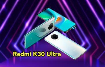 El Redmi K30 Ultra es oficial: es un POCO F2 Pro mejorado y más barato