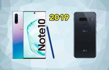4 smartphones de 2019 que todavía puedes comprar y merecen mucho la pena: gama alta a buen precio