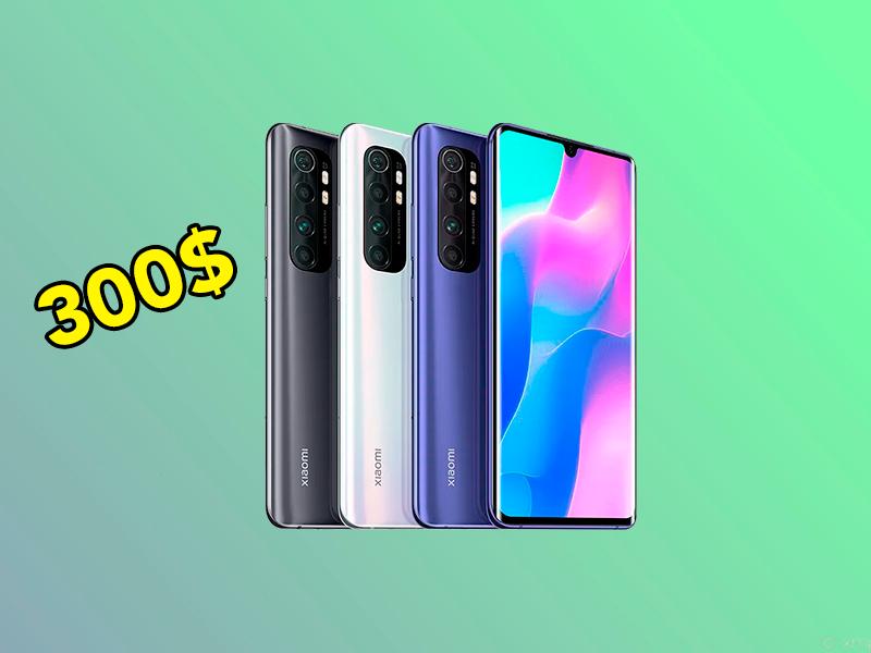 Los mejores smartphones que puedes comprar por 300 euros/dólares