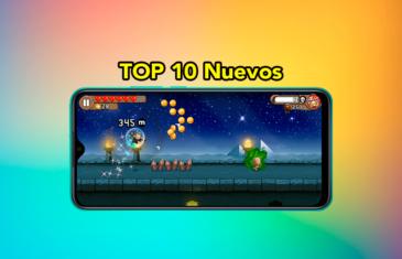 Top 10 juegos nuevos para Android que debes descargar en tu smartphone