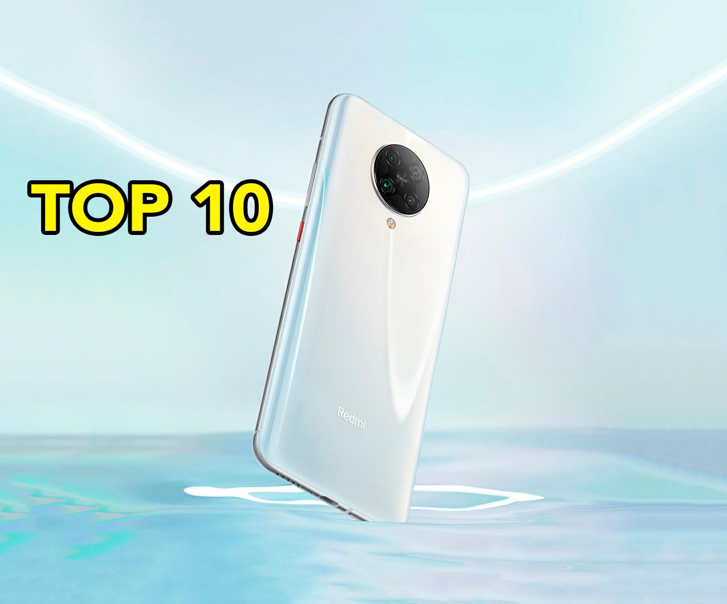 Los 10 smartphones más potentes del momento: ¿está el tuyo?