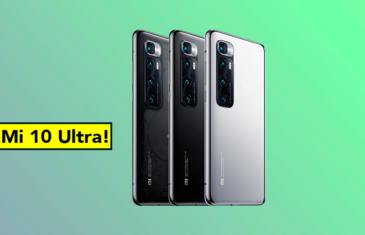 Así es el smartphone más caro de Xiaomi: el Xiaomi Mi 10 Ultra es oficial