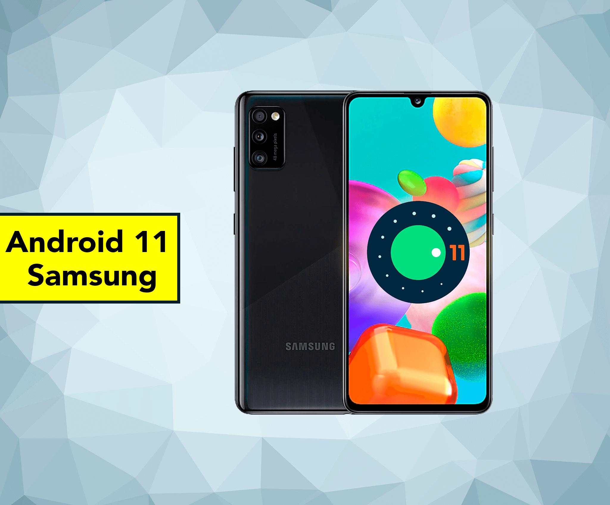 ¿Recibirá Android 11 tu móvil Samsung? Posible lista de actualización