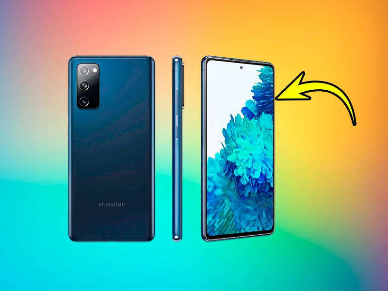 Así es el Samsung Galaxy S20 FE: más barato y con pantalla plana