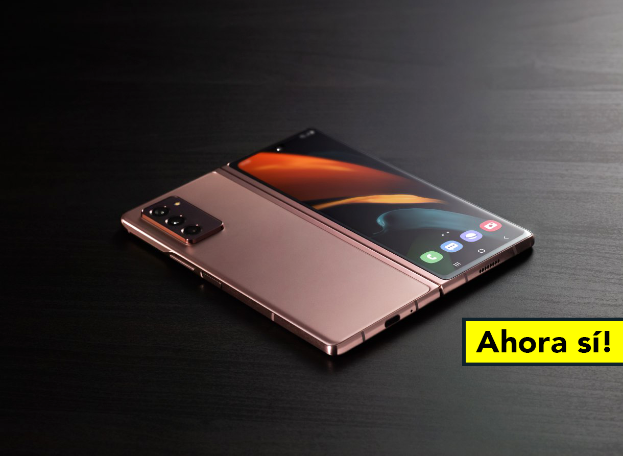 El Samsung Galaxy Fold 2 es oficial: muchas mejoras de diseño para este nuevo plegable