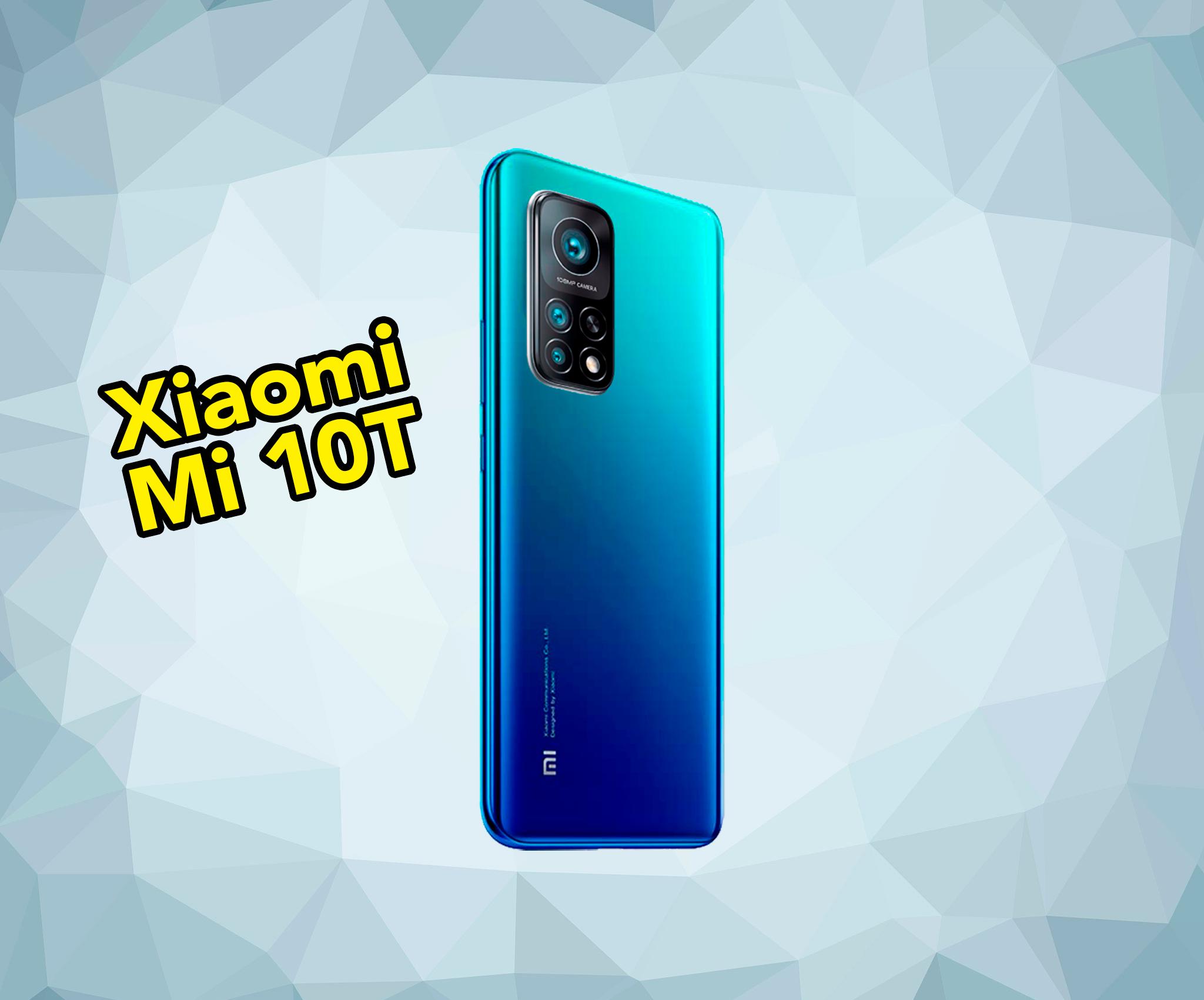 El Xiaomi Mi 10T a la vista, filtrado el diseño y algunas características clave