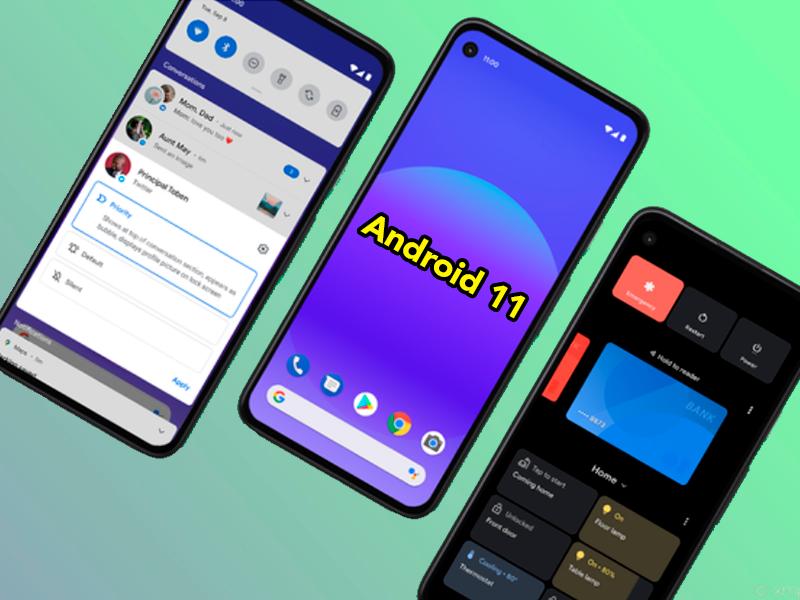 Android 11 ya es oficial: 5 novedades que llegarán a tu smartphone cuando actualice