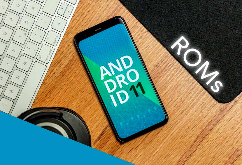 Instala Android 11 en tu móvil con estas ROMs personalizadas: Xiaomi, OnePlus, Motorola…