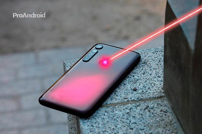 Así es la espectacular carga por láser: cargará tu móvil sin que te des cuenta