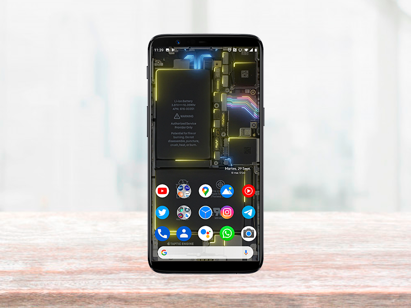 Así puedes tener este espectacular fondo de pantalla en tu Android