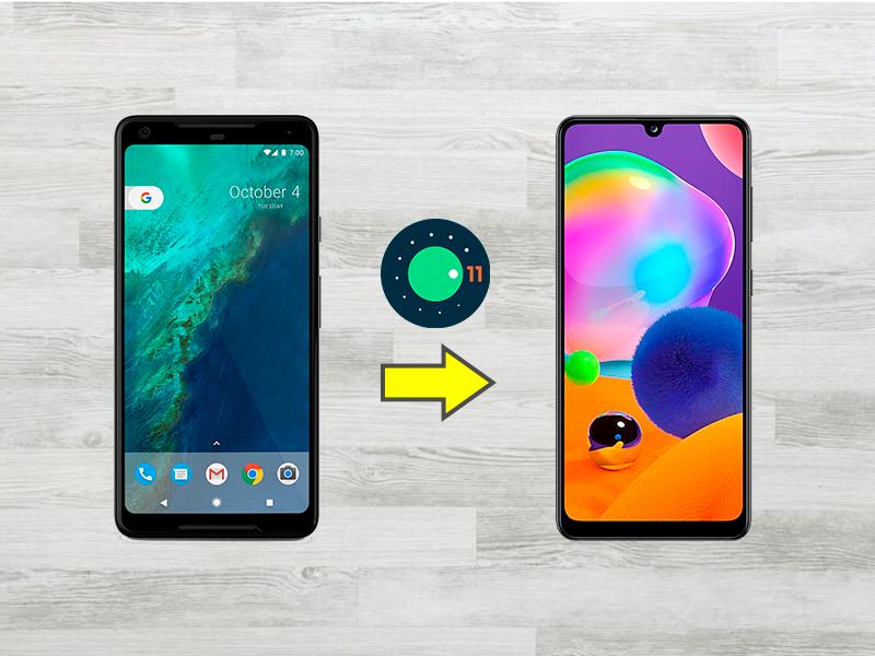 5 funciones de Android 11 que ya están en móviles Samsung desde hace tiempo
