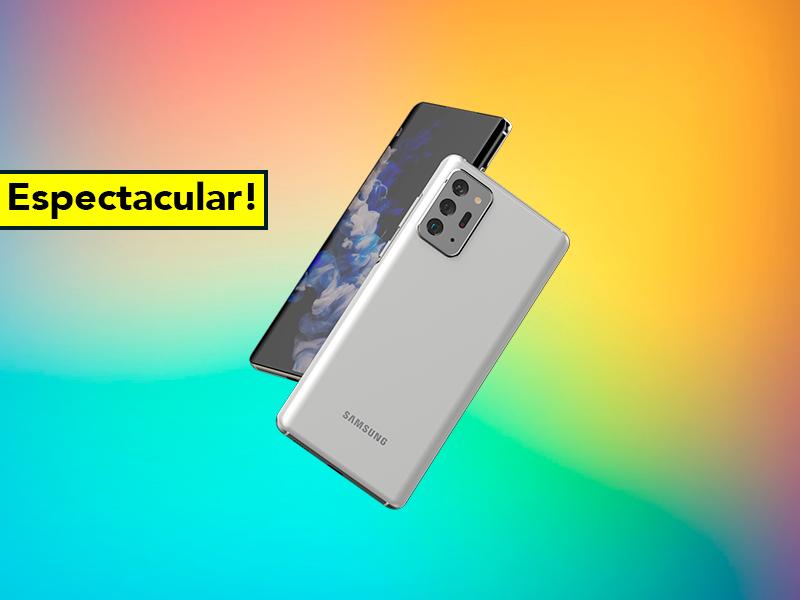 Así sería el espectacular Samsung Galaxy S21: sorprende su principal característica