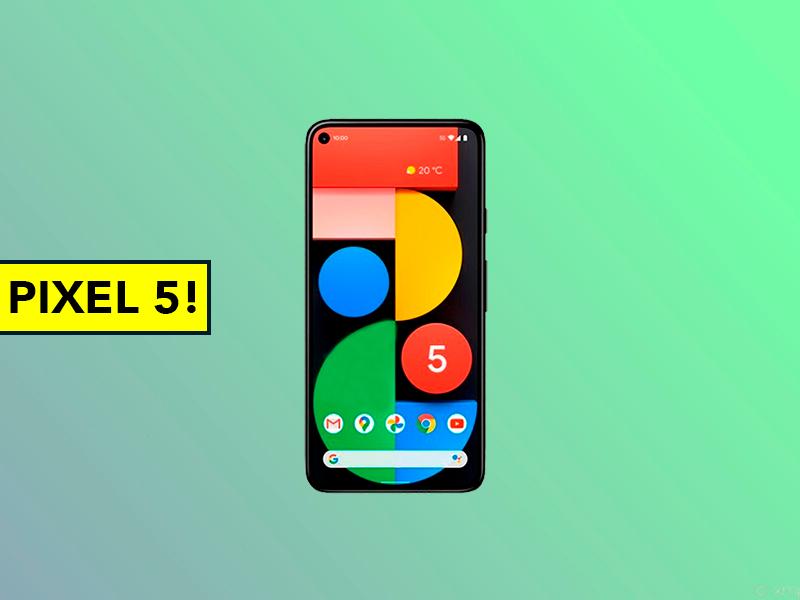 Todo lo que sabemos del Google Pixel 5: diseño, características y precios