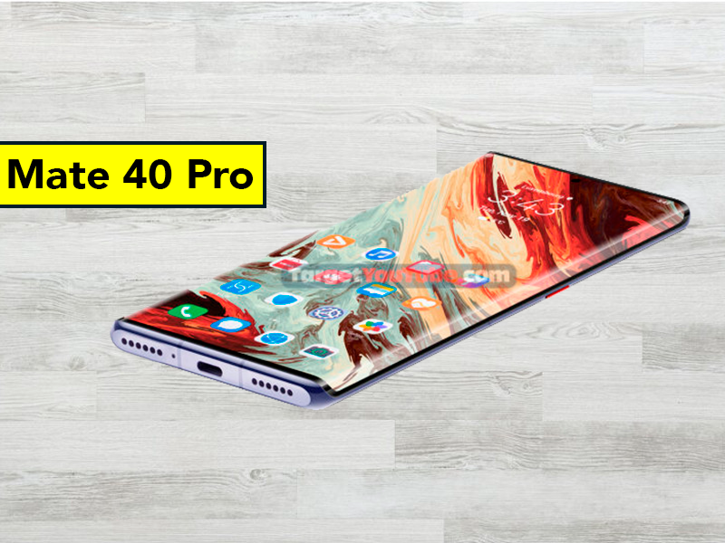 Así es el Huawei Mate 40 Pro: filtrado en vídeo con un diseño poco novedoso