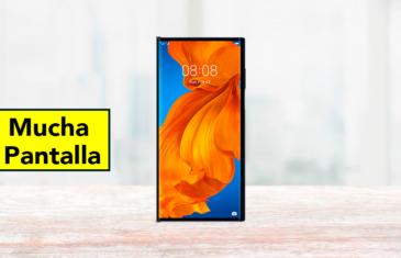 Este sería el móvil más extraño de Huawei: parecido al Xiaomi Mi MIX Alpha